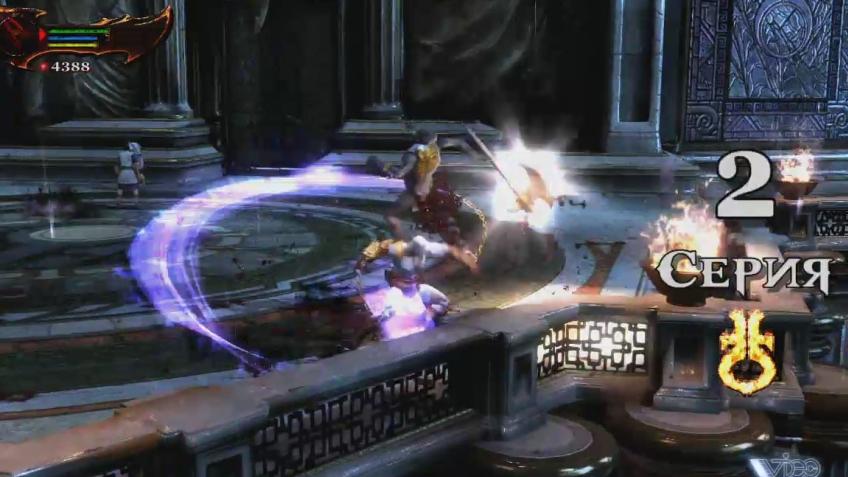 God of War3 - Геймплейные кадры4