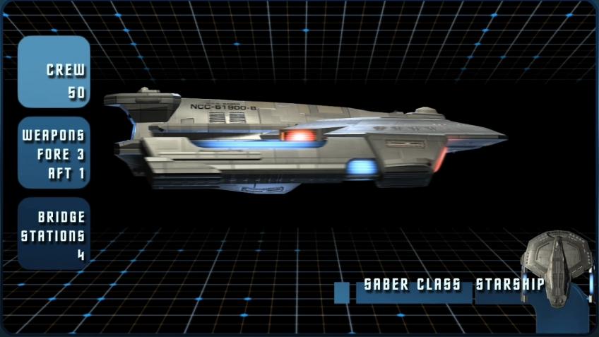 Star Trek Online - Ship Saber Trailer