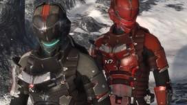 Dead Space3 – Броня N7  из Mass Effect