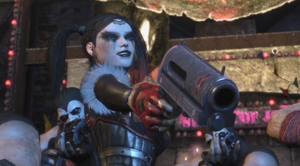 Batman: Arkham City - Harley Quinn's Revenge DLC Payback Trailer