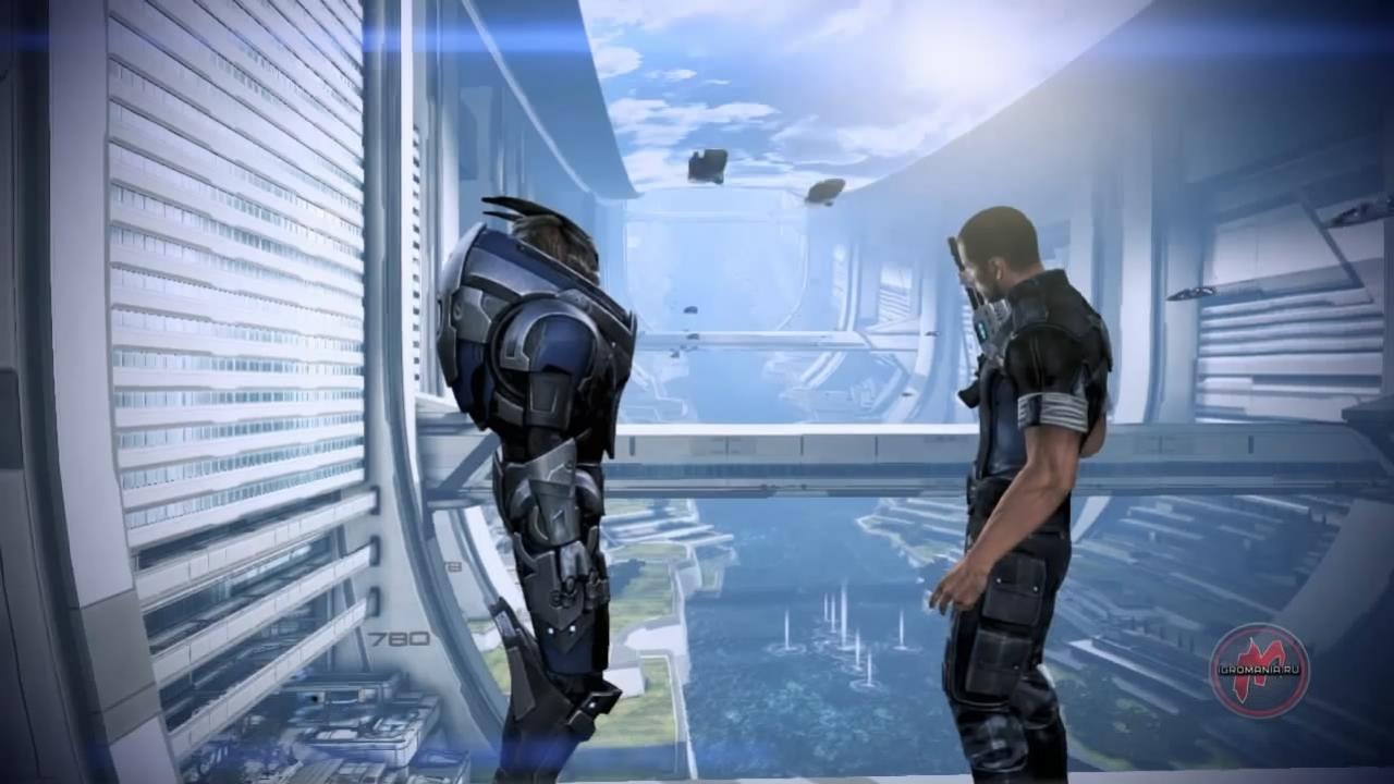 Mass Effect3 - Марафон. Часть2