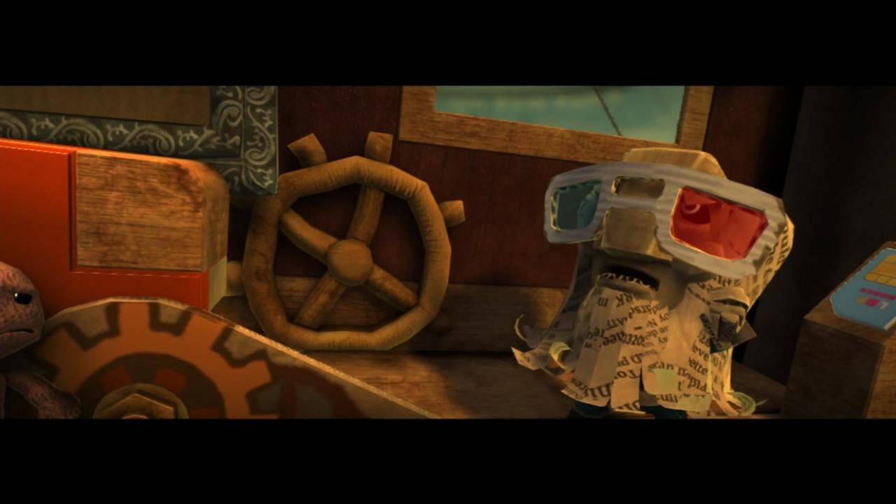 LittleBigPlanet2 - Storyline Trailer
