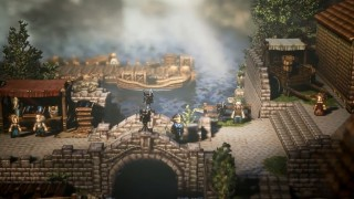 Project Octopath Traveller - Trailer