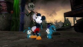 Epic Mickey - Gameplay Trailer 4