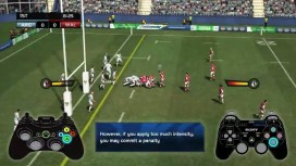 Rugby World Cup 2011 - Gameplay Highlights and Features Trailer