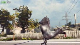 Goat Simulator - Parkour Trailer