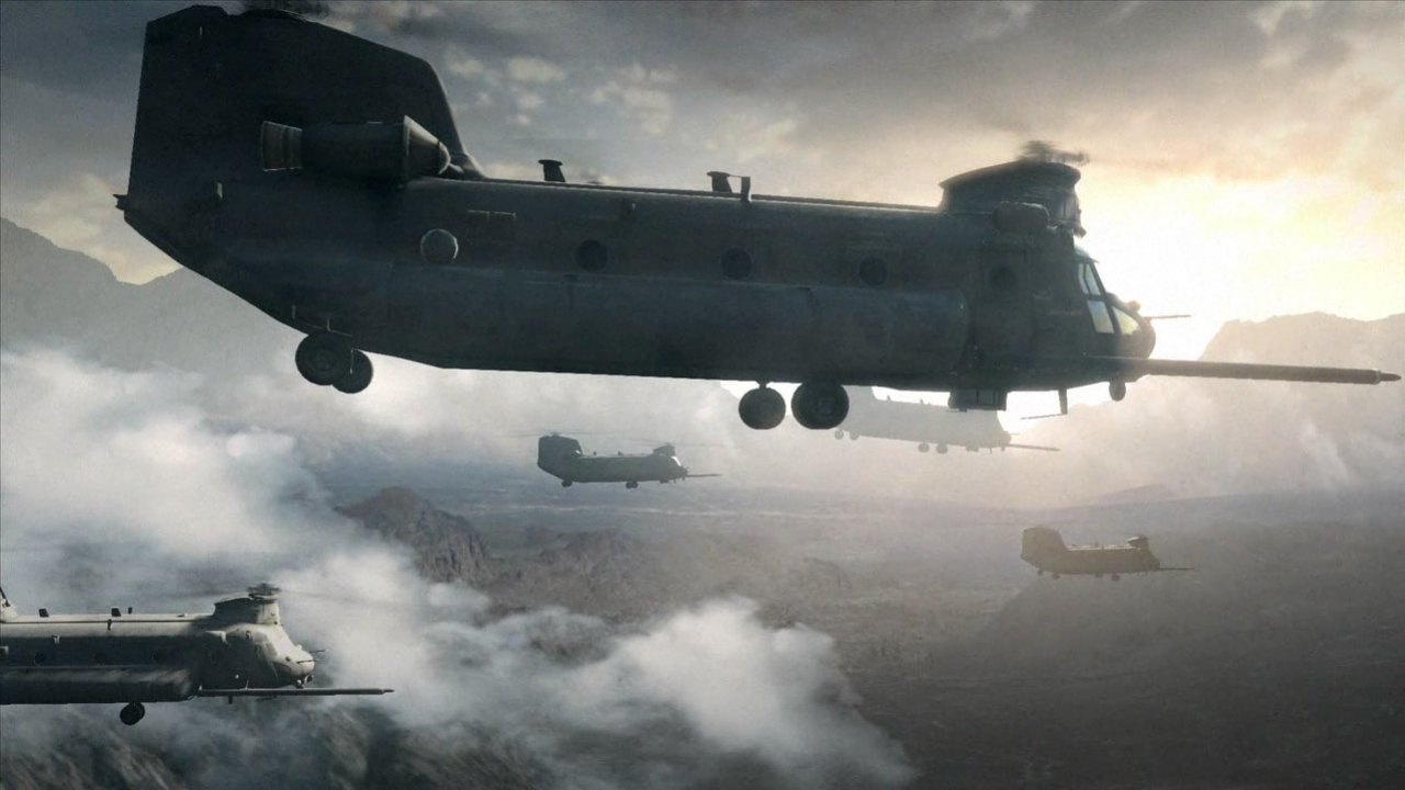 Medal of Honor (2010) - Linkin Park The Catalyst Teaser Trailer
