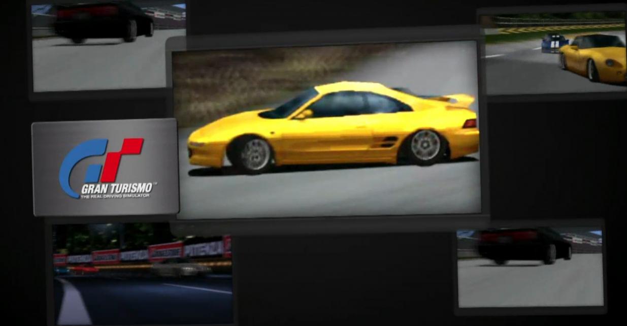 Gran Turismo5 - E3 2010 Retrospective Trailer