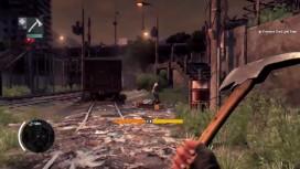 Dying Light - Night Gameplay Video