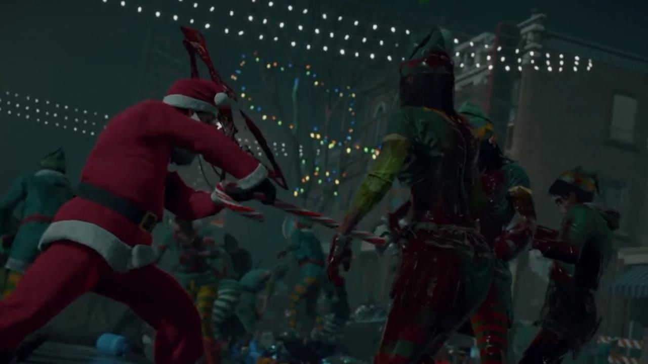 Dead Rising4 - Stocking Stuffer Holiday DLC Trailer