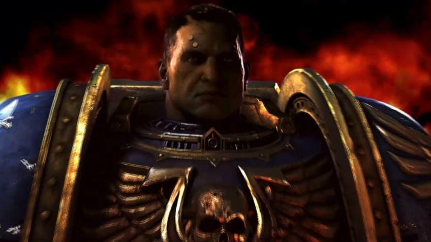 Warhammer 40,000: Space Marine - gamescom 2010 Trailer