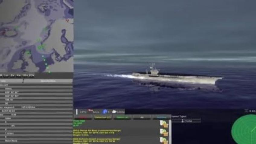 Naval War: Arctic Circle - Video Interview