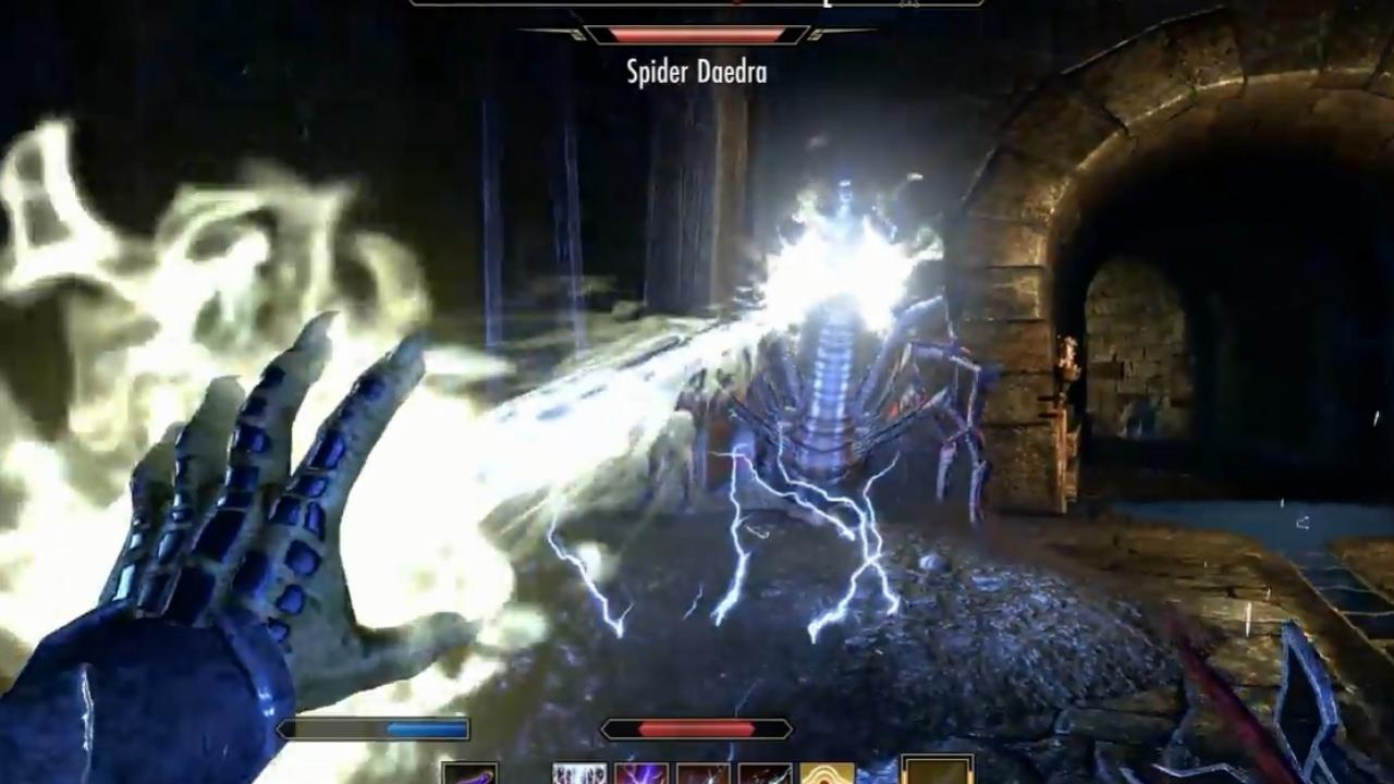 The Elder Scrolls Online - PlayStation4 Pro Announcement