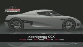 SuperCar Challenge - Keonigsegg CCX Trailer