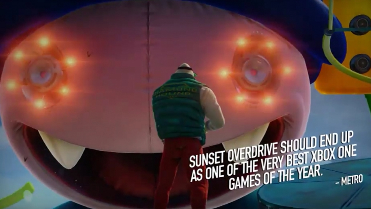 Sunset Overdrive - Rules Trailer