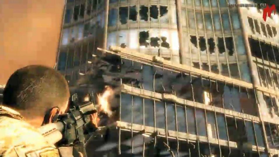Spec Ops: The Line - Gameplay Trailer (с русскими субтитрами)