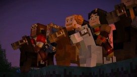 Minecraft: Story Mode Episode 4: A Block and a Hard Place - Trailer