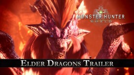 Monster Hunter World. Трейлер про драконов