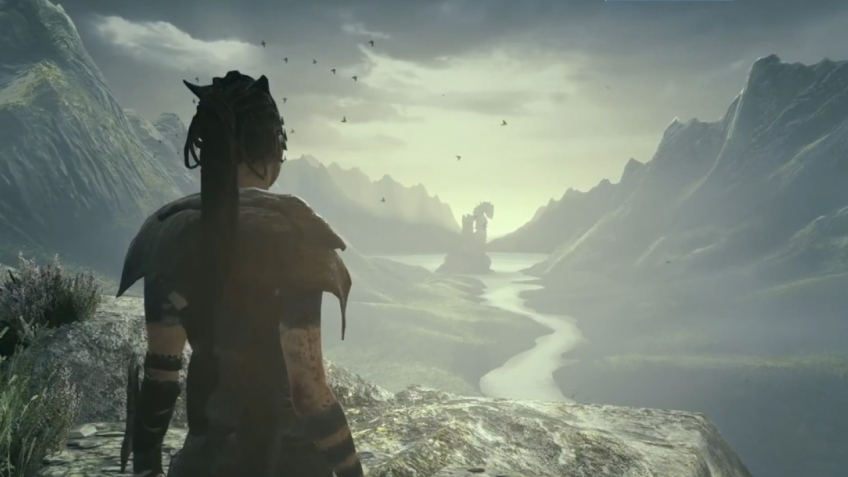 Hellblade - Early In-Development Gameplay