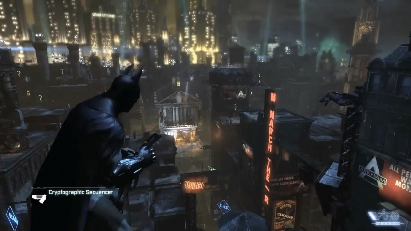 Batman: Arkham City - Catwoman Gameplay Trailer (русская версия)