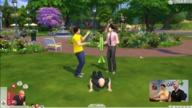 The Sims4 - Геймплейное видео