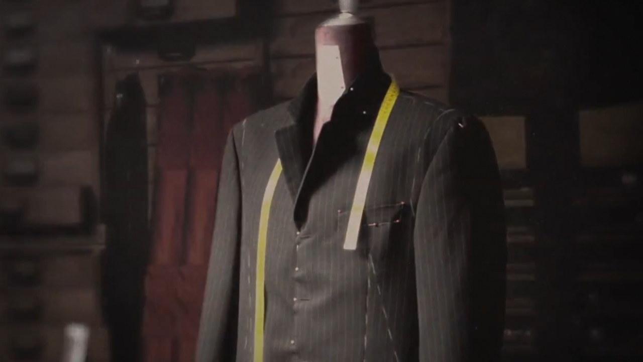 Assassin's Creed 4: Black Flag - E. Kenway & Sons Bespoke Tailors
