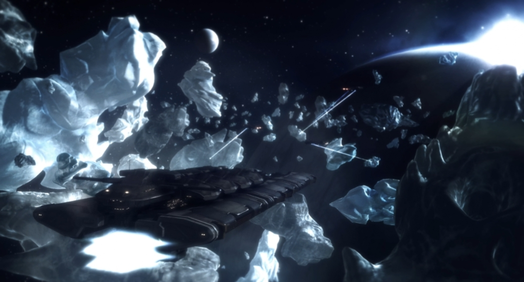 EVE Online: Incursion - Trailer