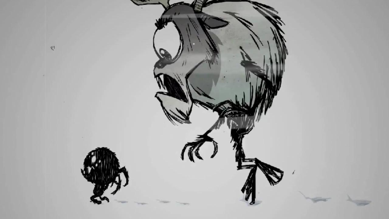 Don't Starve - Reign of Giants DLC Winter Teaser