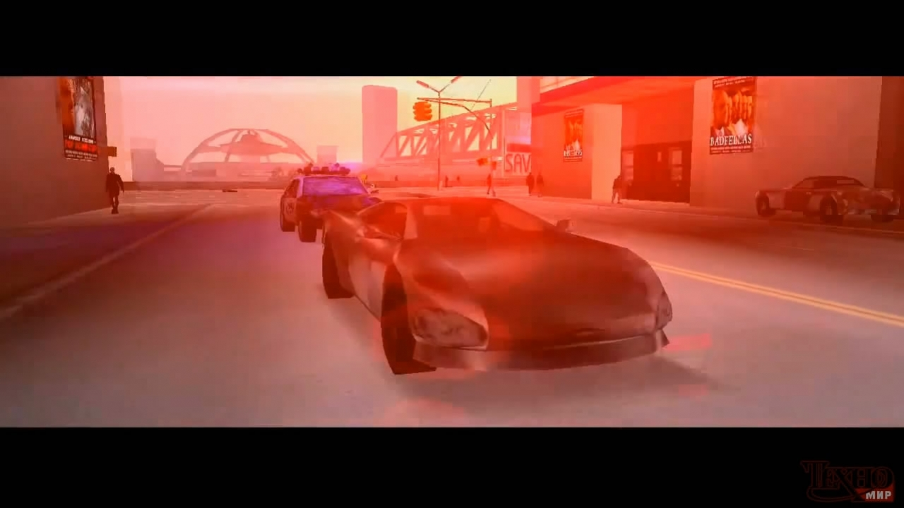 Grand Theft Auto3 - 10-Year Anniversary Video (с русскими субтитрами)