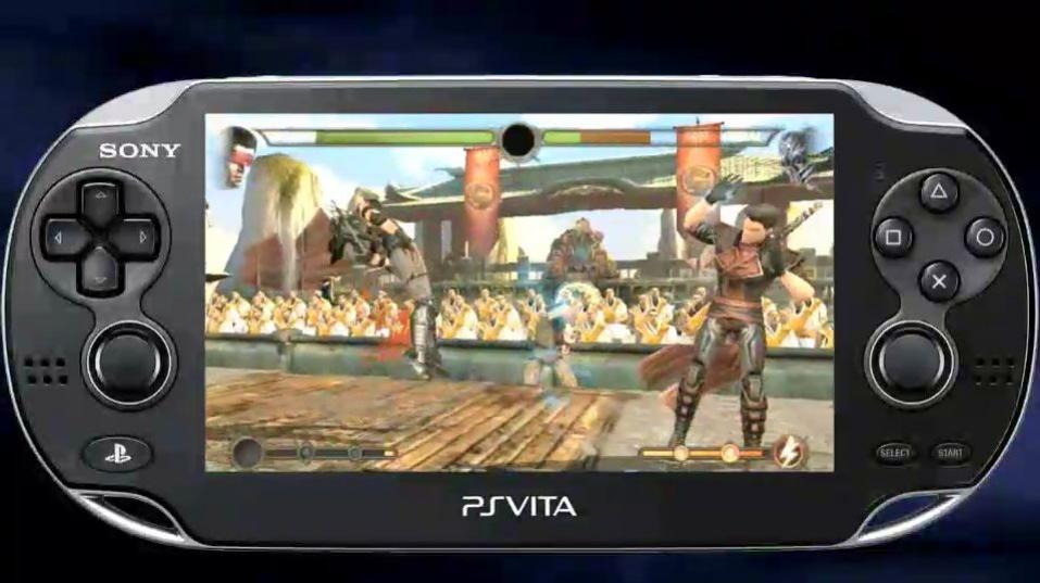 Mortal Kombat - PS Vita Gameplay Trailer