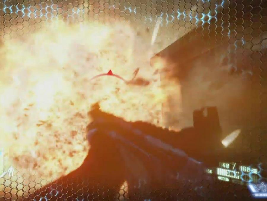 Crysis2 - Геймплейные кадры2