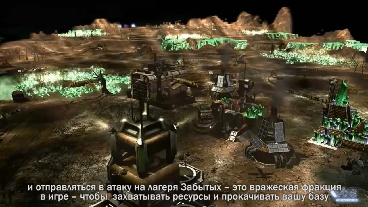 Оперативный репортаж с EA Showcase, часть 1 - Command & Conquer: Tiberium Alliances