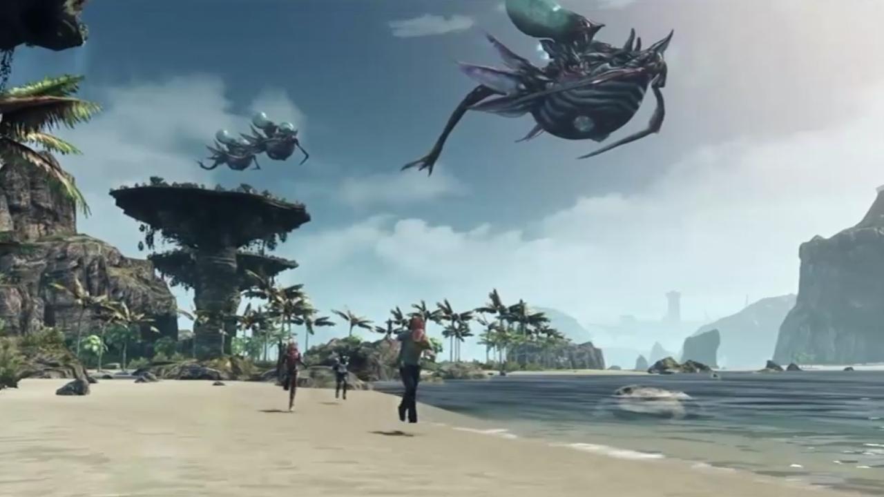 Xenoblade Chronicles X - Trailer2