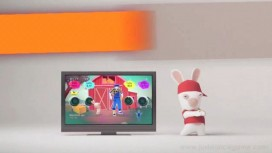 Just Dance 2 - Rabbids Trailer 1
