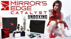 Mirror's Edge: Catalyst - Распаковка коллекционного издания