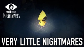 Very Little Nightmares. Первый тизер-ролик