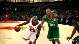 NBA 2K11 - Michael Jordan What If Trailer