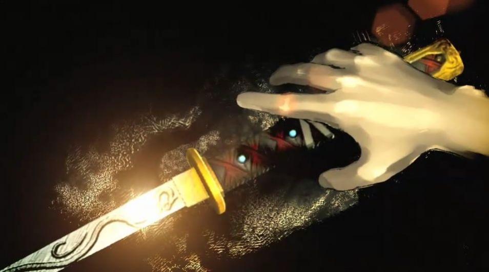 Mortal Kombat (2011) - Kenshi DLC Trailer2