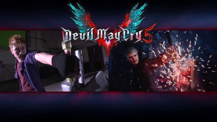 Devil May Cry5. Трейлер Live Action