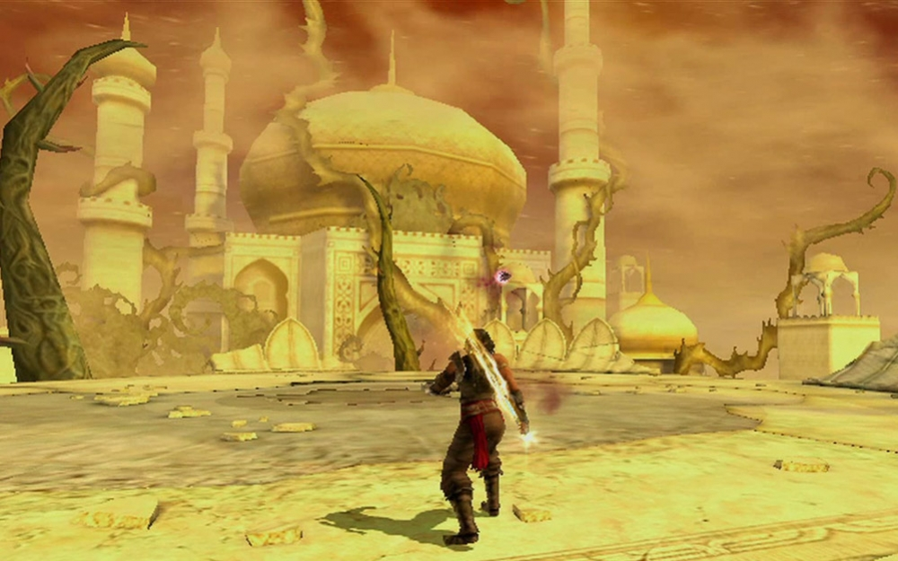 Prince of Persia: The Forgotten Sands - Wii Gameplay Trailer