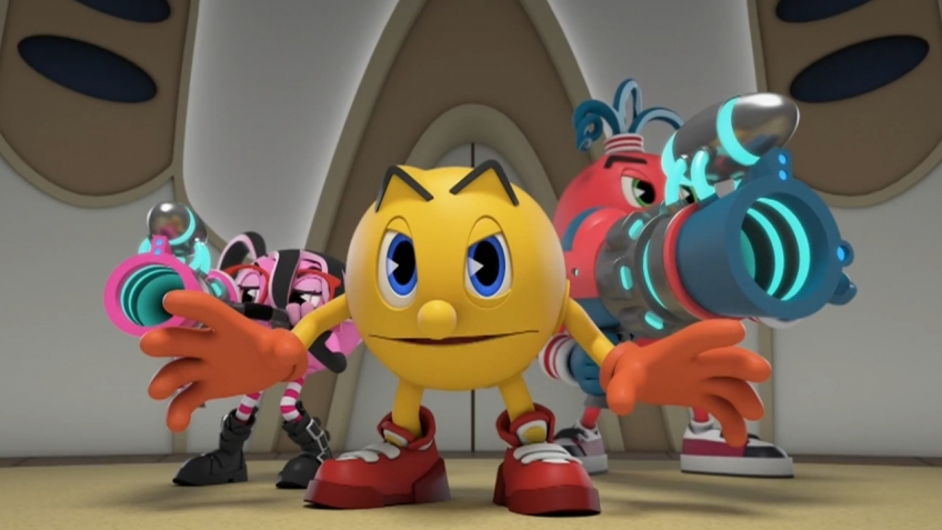 PAC-MAN and the Ghostly Adventures - Comic-Con 2014 Trailer
