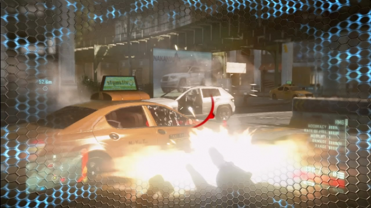 Crysis2 - Experience Part 1: Road Rage Trailer