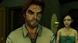 The Wolf Among Us - PS Vita Trailer