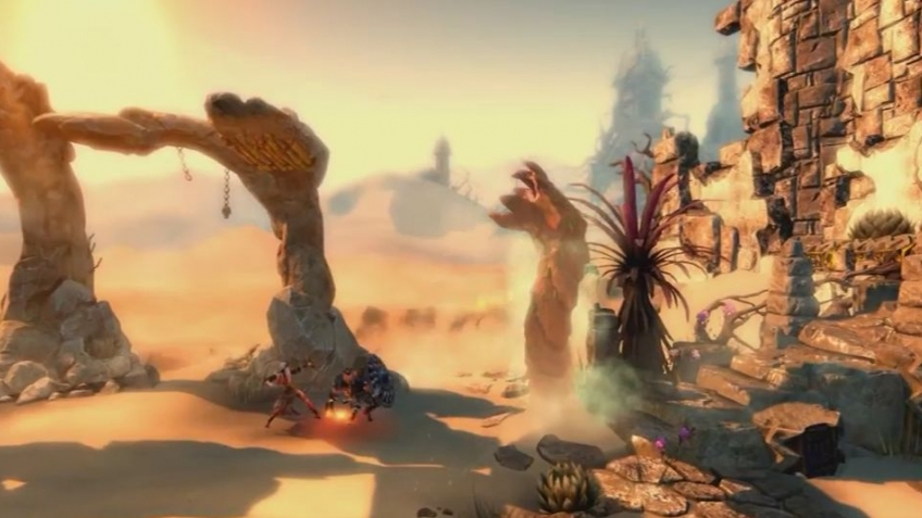 Trine 2: Goblin Menace - Gamescom 2012 Trailer