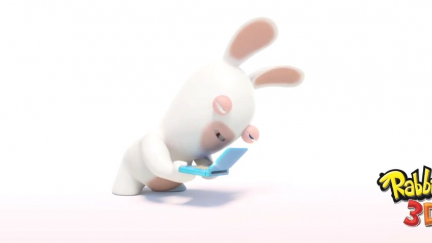 Rabbids 3D - Trailer