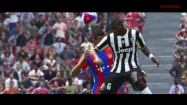 Pro Evolution Soccer 2015 - Trailer