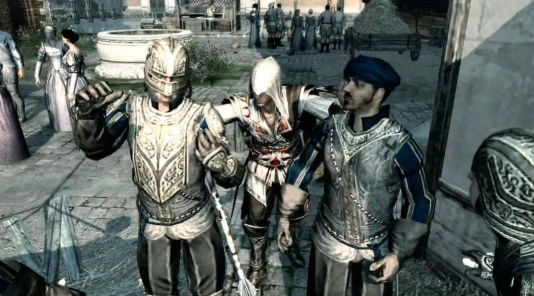 Assassin's Creed2 - Arsenal Trailer