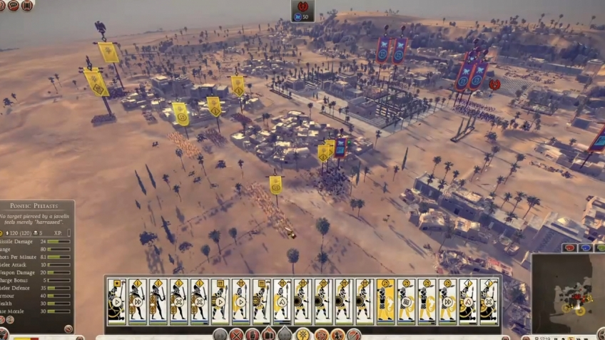 Total War: Rome 2 - Let's Play: Multiplayer