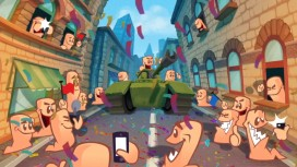 Worms WMD - Сcoming to Xbox One
