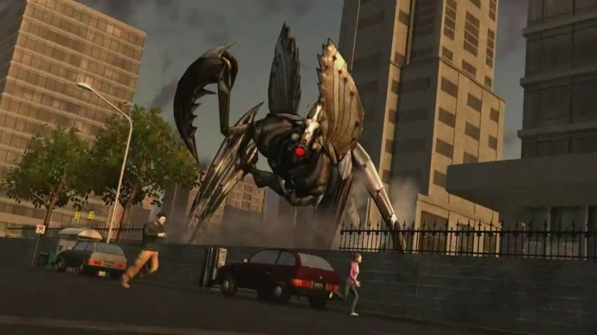 Earth Defense Force: Insect Armageddon - Jet Armor Weapons Pack Trailer